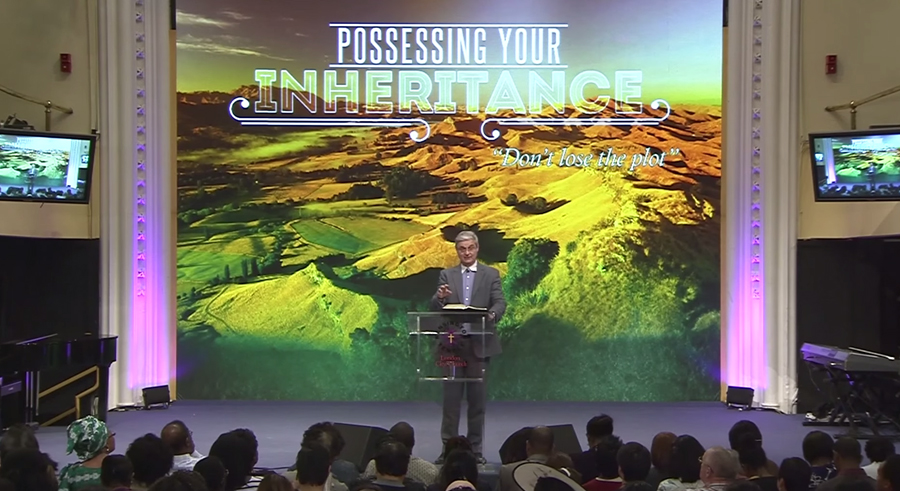 Possessing your Inheritance: Don't lose the plot!