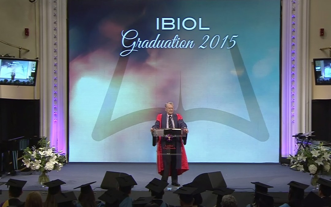 IBIOL Graduation