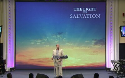 The Light of Salvation