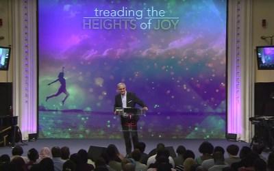 Treading the Heights of Joy