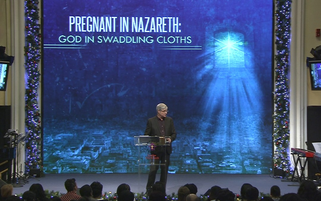 God in Swaddling Cloths