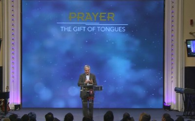 Prayer: The Gift of Tongues