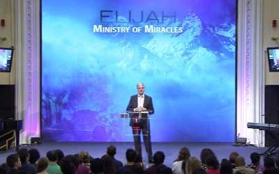 God's People are Spiritually-Gifted: Elijah – Ministry of Miracles