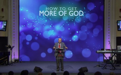 How to Get More of God