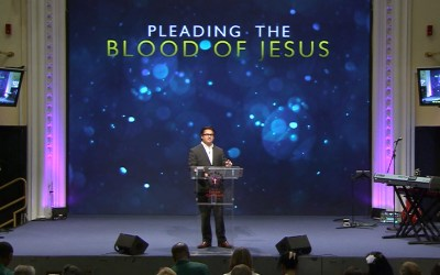 Pleading the Blood of Jesus