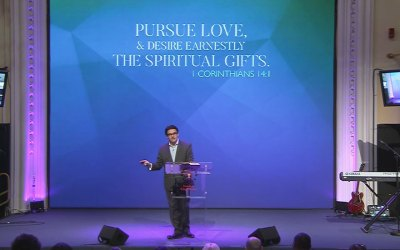 Pursue love, and desire earnestly the spiritual gifts