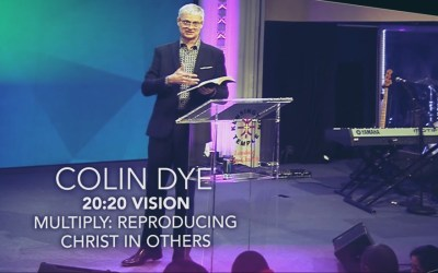 20:20 Vision – Multiply: Reproducing Christ in others