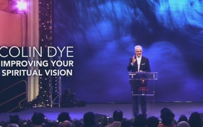 Improving Your Spiritual Vision