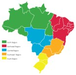 The Regions of Brazil