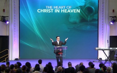 The Heart of Christ in Heaven