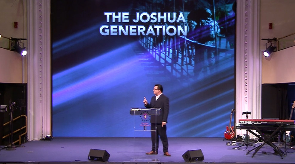 The Joshua Generation