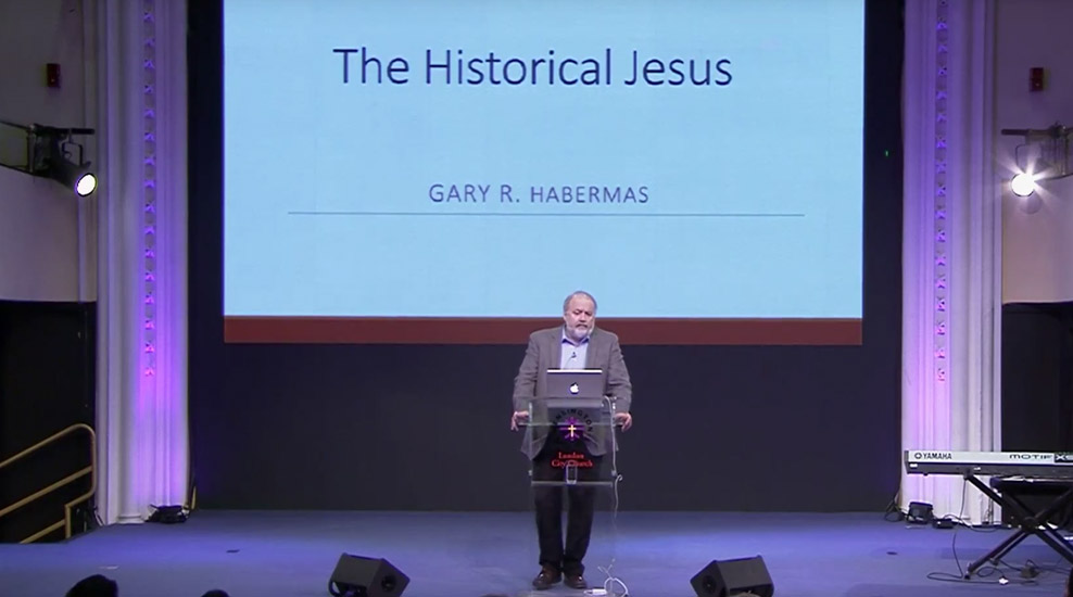 The Historical Evidence for the New Testament Jesus