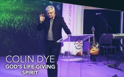 God's Life Giving Spirit