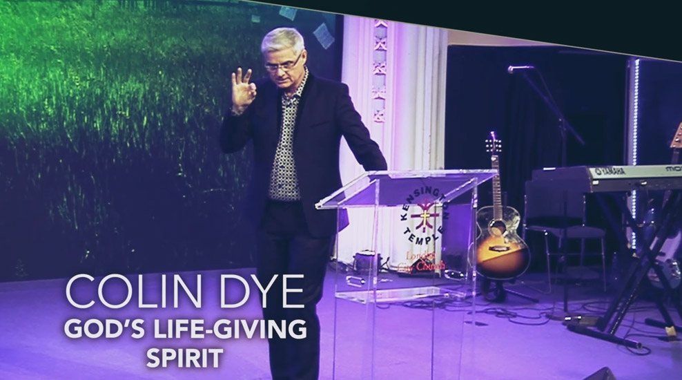 God's Life Giving Spirit