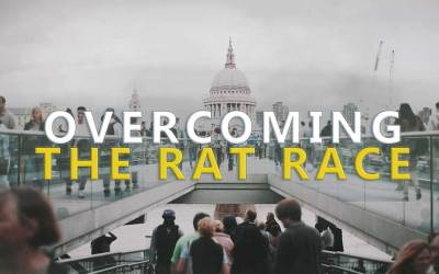 Overcoming the 'Rat Race'