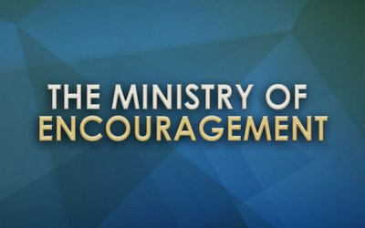 The Ministry of Encouragement