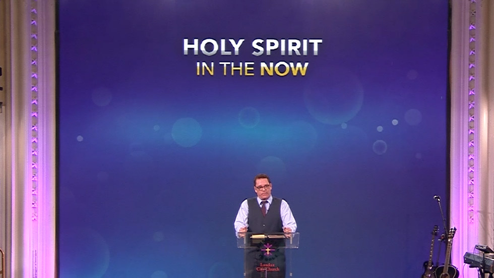 Holy Spirit in the Now