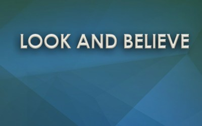 Look and Believe