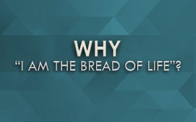 Why I am the Bread of Life?