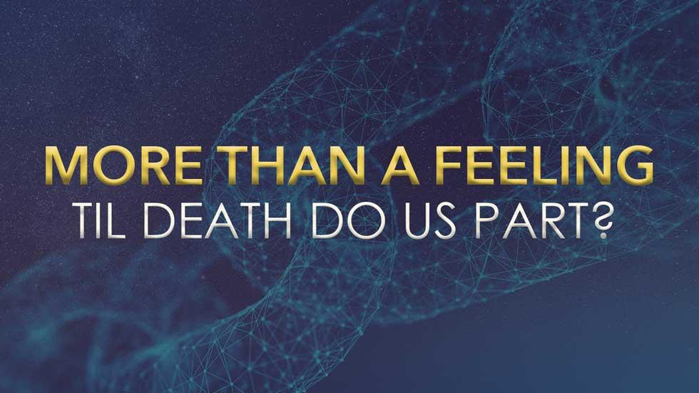 Til Death Do Us Part?