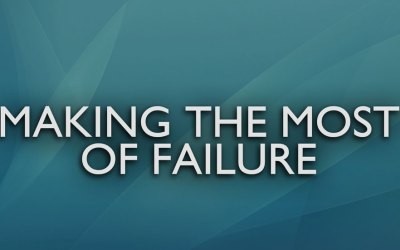 Making the Most of Failure
