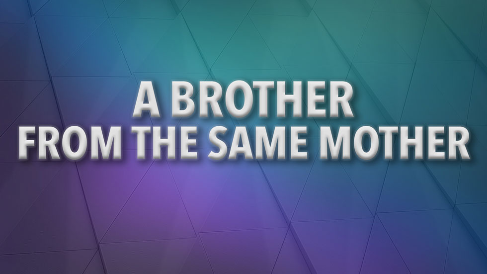 A Brother from the Same Mother