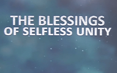 The Blessings of Selfless Unity