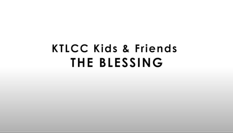 KT Kids Blessing Video