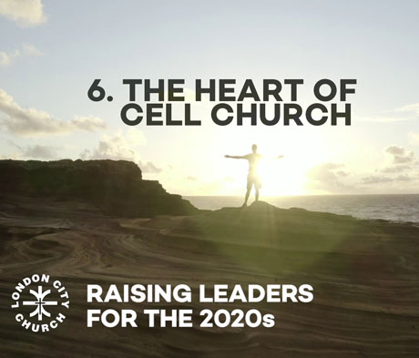 Raising Leaders for 2020 Vision SESSION 6