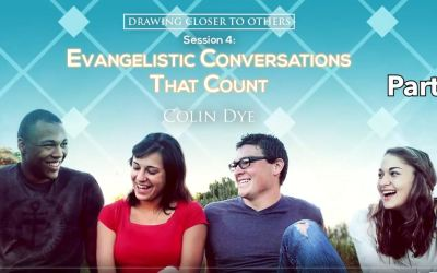 Drawing People to Christ Part 1
