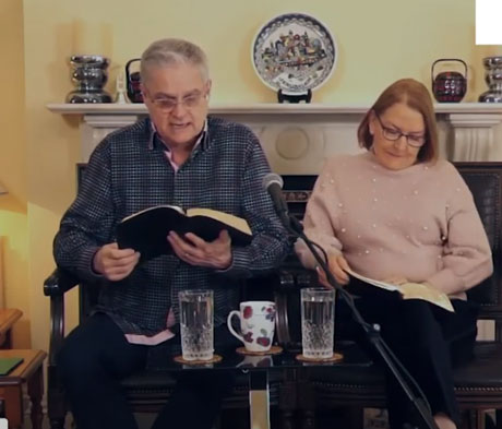 22.04.20 Devotional with Colin & Amanda
