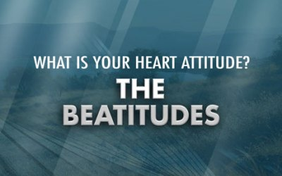 The Beatitudes – part 1