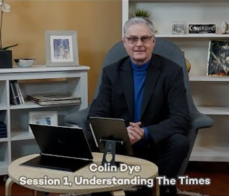 UNDERSTANDING THE TIMES WEBINAR: Session 1 Introduction