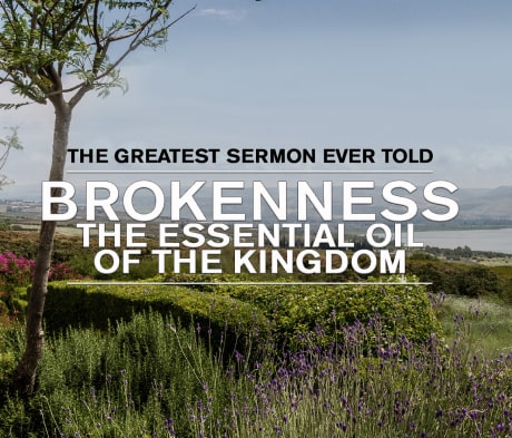 Brokenness – the Essential Oil of the Kingdom