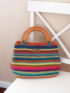 Iris Bag by Deborah O'Leary