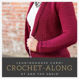 Leudinghause Crochet-Along: Week 1 | KT and the Squid