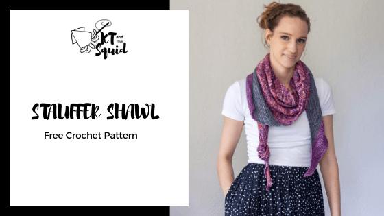 Stauffer Shawl Update