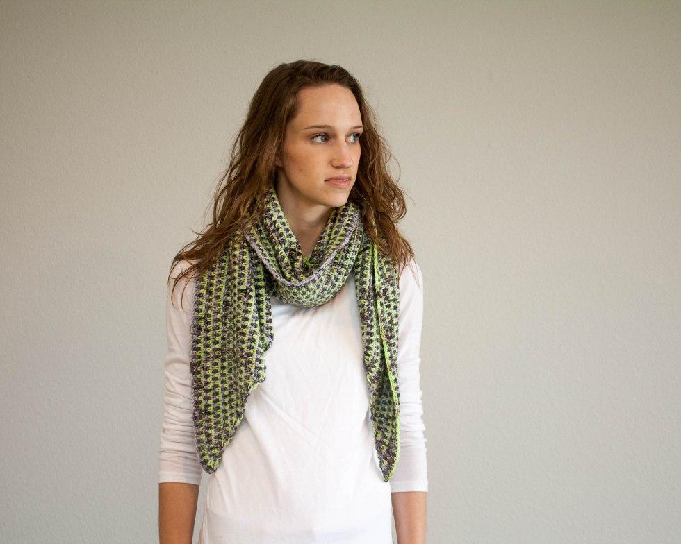 Faris Scarf – Crochet Pattern