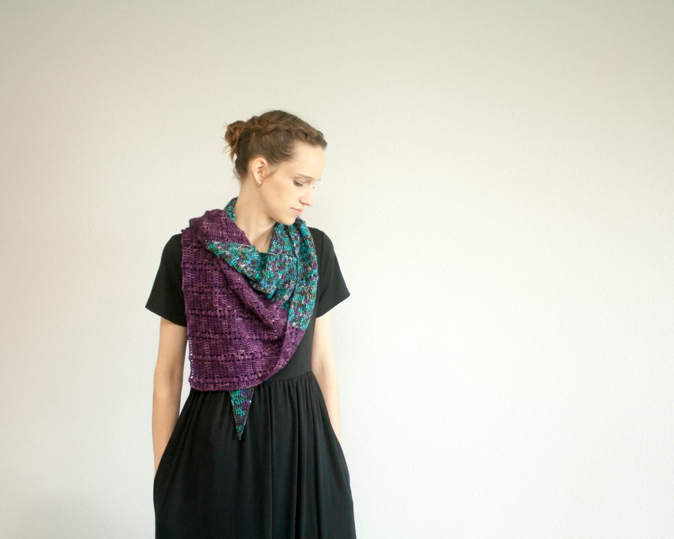 Katy Shawl – Crochet Pattern