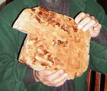 KATOHさん手作りのパン