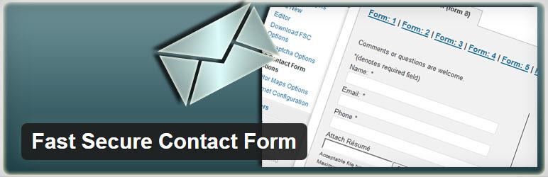 40 fast secure contact form wordpress plugin 2016 wpexplorer