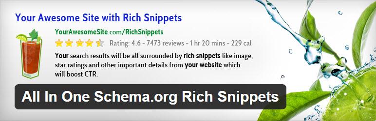 41 All In One Schema.org Rich Snippets wordpress plugin 2016 wpexplorer