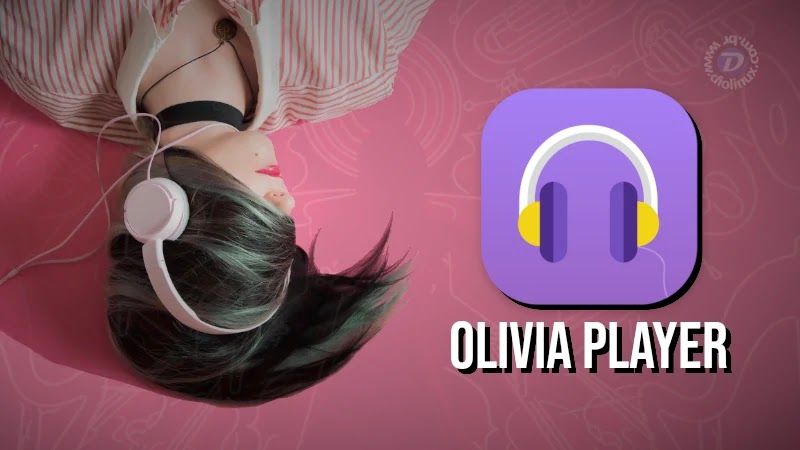 Olivia Music Player for Linux