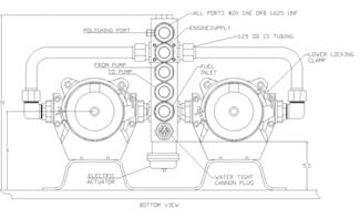 High Pressure Inline Fuel Pump, High, Free Engine Image