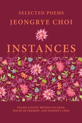 Cover of Instances by Choi Jeongrye