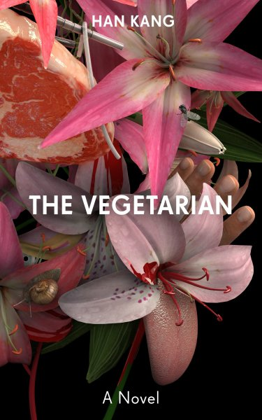 "Cover of Han Kang's ""Vegetarian"""