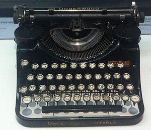 1932 Hangeul Typewriter