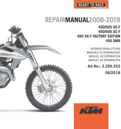 ktm 500 exc service manual [ 1000 x 992 Pixel ]