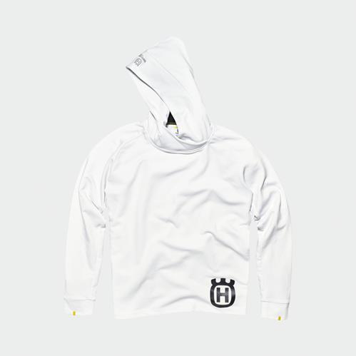AOMC.mx: 2019 Husqvarna Inventor Hoodie (White)