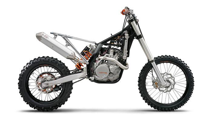 2010 KTM 450 EXC: AOMC.mx